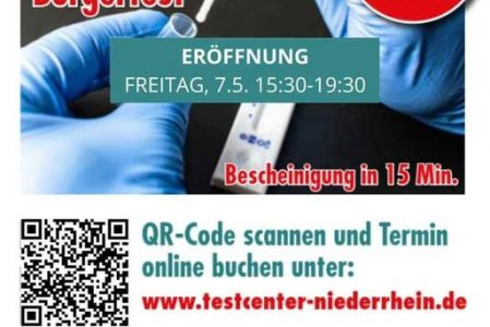 Testcenter in Oedt