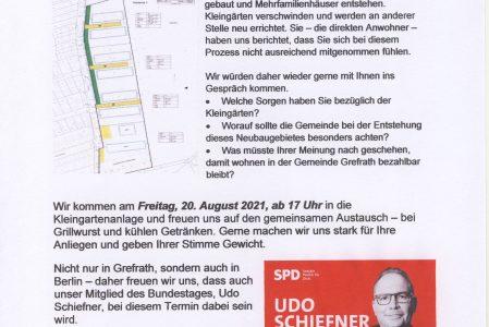 Bürgerinfo Färberstraße